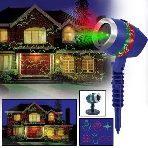 Top 10 Best Outdoor Laser Christmas Light Projectors In 2019 Reviews With Images Laser Christmas Lights Laser Christmas Lights Projectors Laser Lights