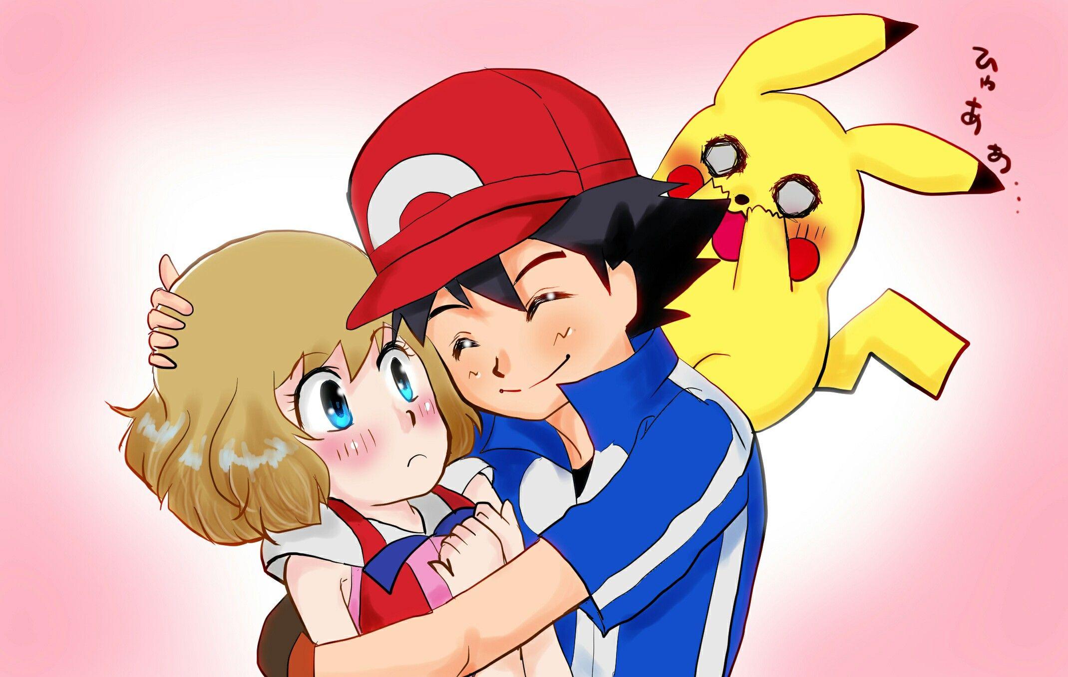 Pin By Dark Sr On Best Of Amour Pokemon Ash And Serena Pokemon Kalos Pokemon Charizard
