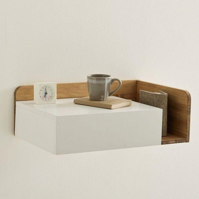 chevet suspendre c t gauche jimi la redoute. Black Bedroom Furniture Sets. Home Design Ideas