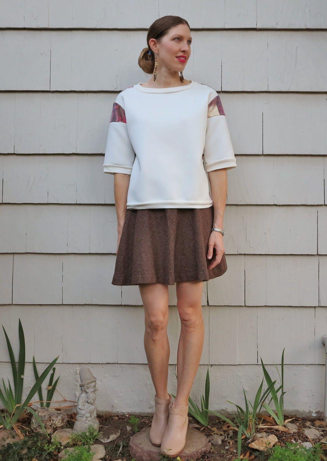 Lily Sage & Co: Cynthia Rowley vs neoprene scuba fabric Tessuti ...
