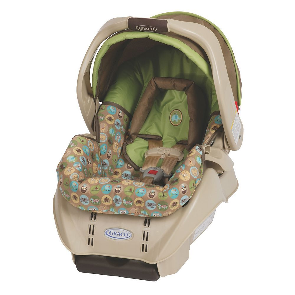 Just The Carseat For When Life S A Zoo Graco Kohls