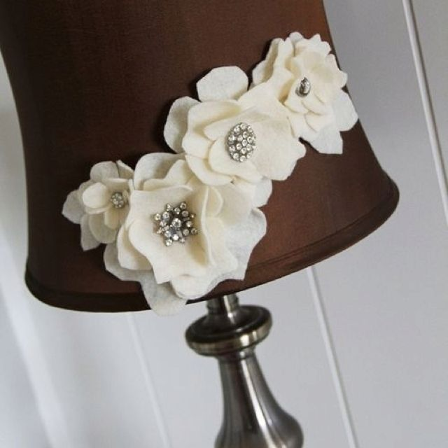 Chocolate lamp shade to go with chocolate mix fabric chair lamps chocolate lamp shade to go with chocolate mix fabric chair mozeypictures Images
