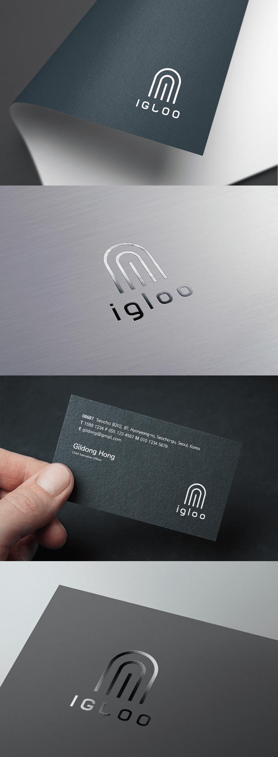 tarjetas de visita en blanco y negro logos