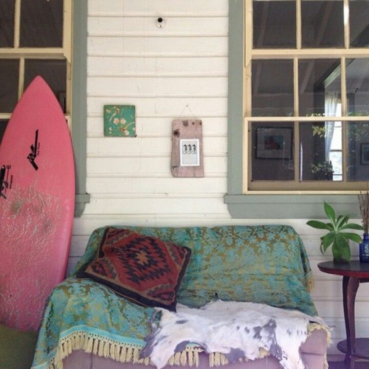 Surf #bohemian