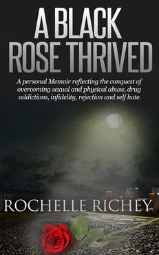 Memoir A Black Rose Thrived Sold on Amazon