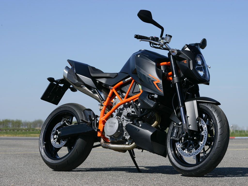 Best Top Speed Bike In The World Ktm 990 Super Duke R 2009 Ktm