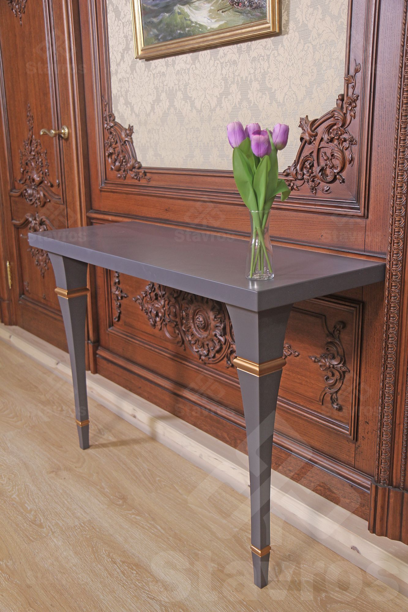 , Console Table Material