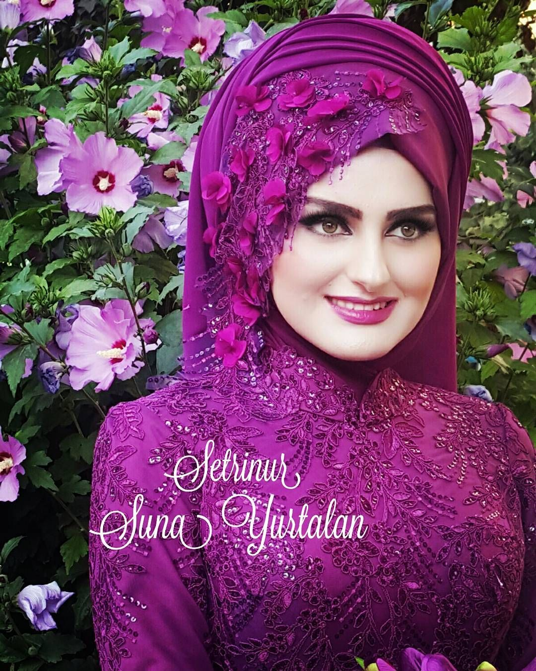 See this Instagram photo by @setrinur • 4,218 likes | Muslim Bridal ...