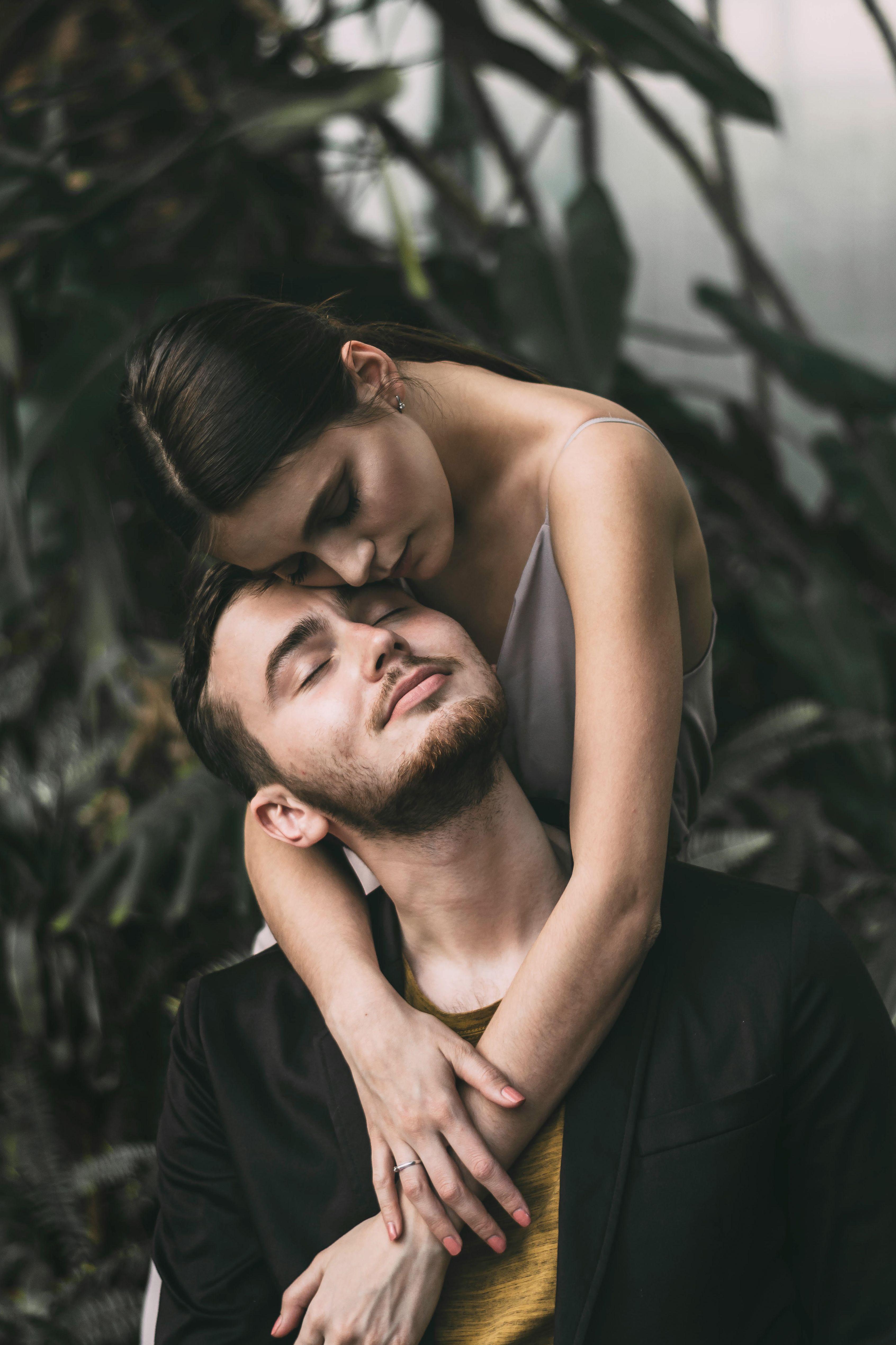 Серия фотографий пары