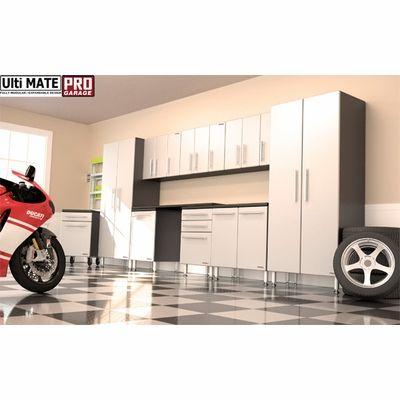Ulti Mate Garage Pro 10 Piece Cabinet Kit Ga 100
