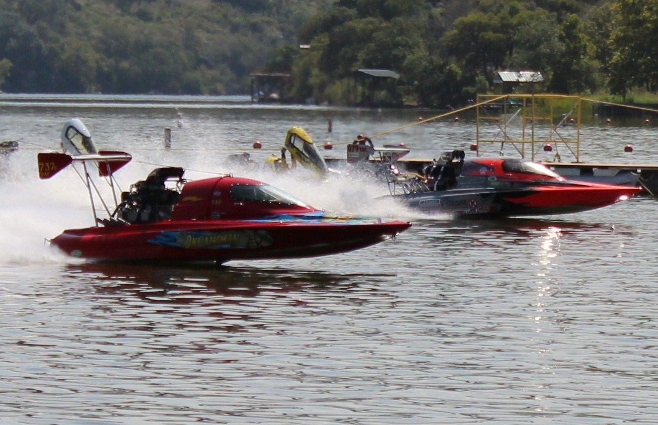 Af Oak And Bad Company Marble Falls 2013 Drag Boat Racing Hydroplane Boat Race