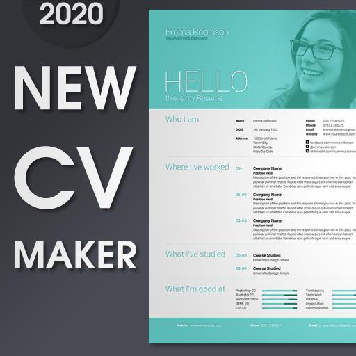 Professional CV Maker Free Resume Builder 1.4 com.my