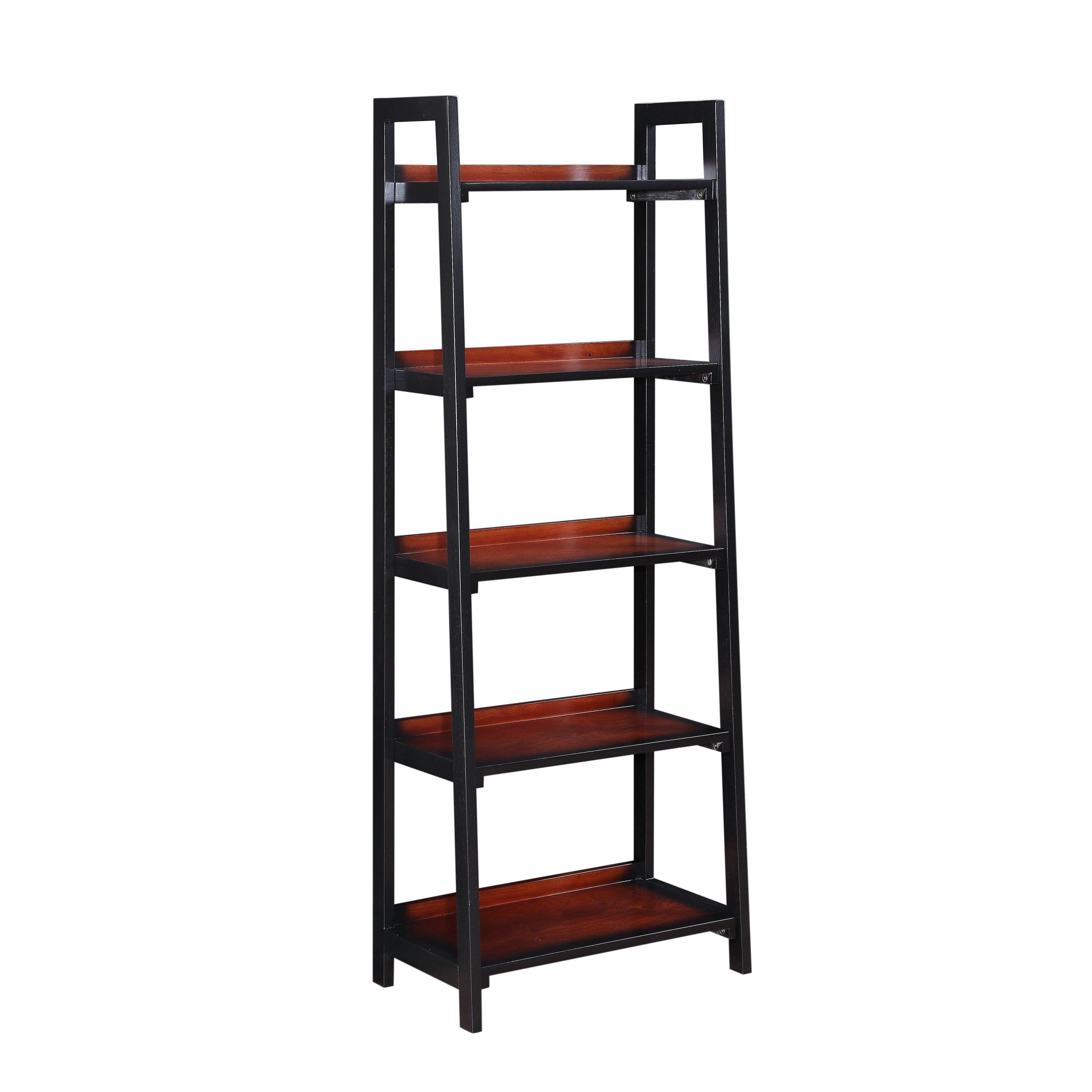 Linon Camden Ladder Bookcase
