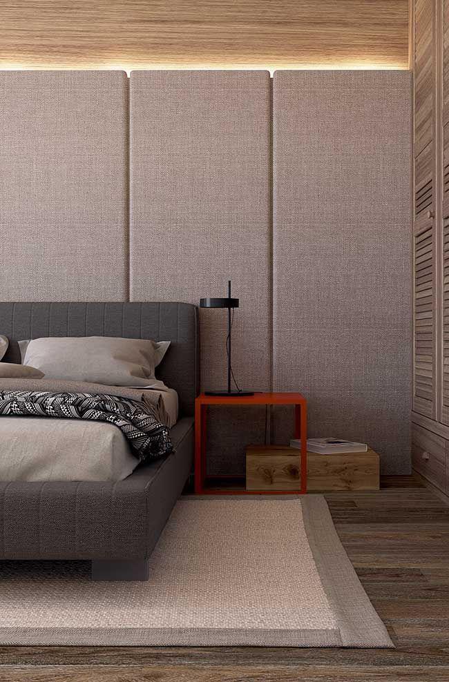 Fita De Led Na Cabeceira Projetos De Cama Decoracao De Casa Designs De Quarto