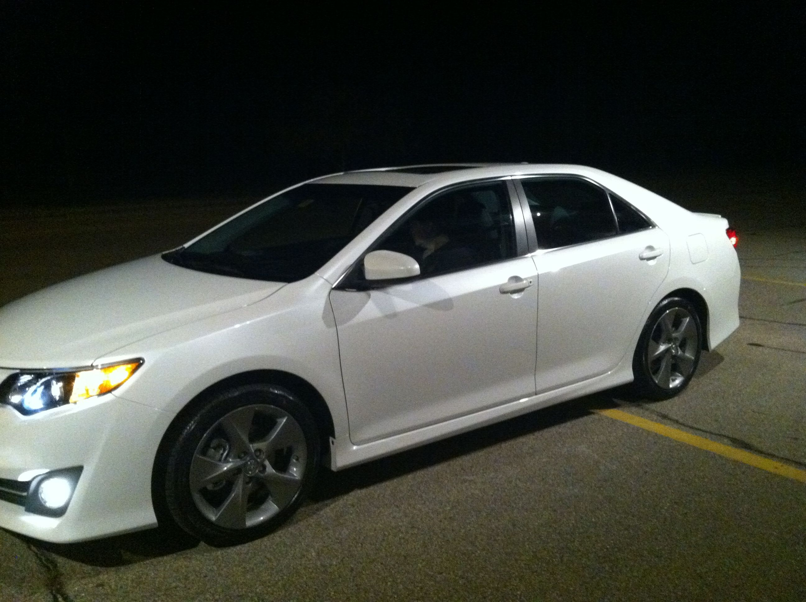 2013 Toyota Camry SE sport limited edition💜💜