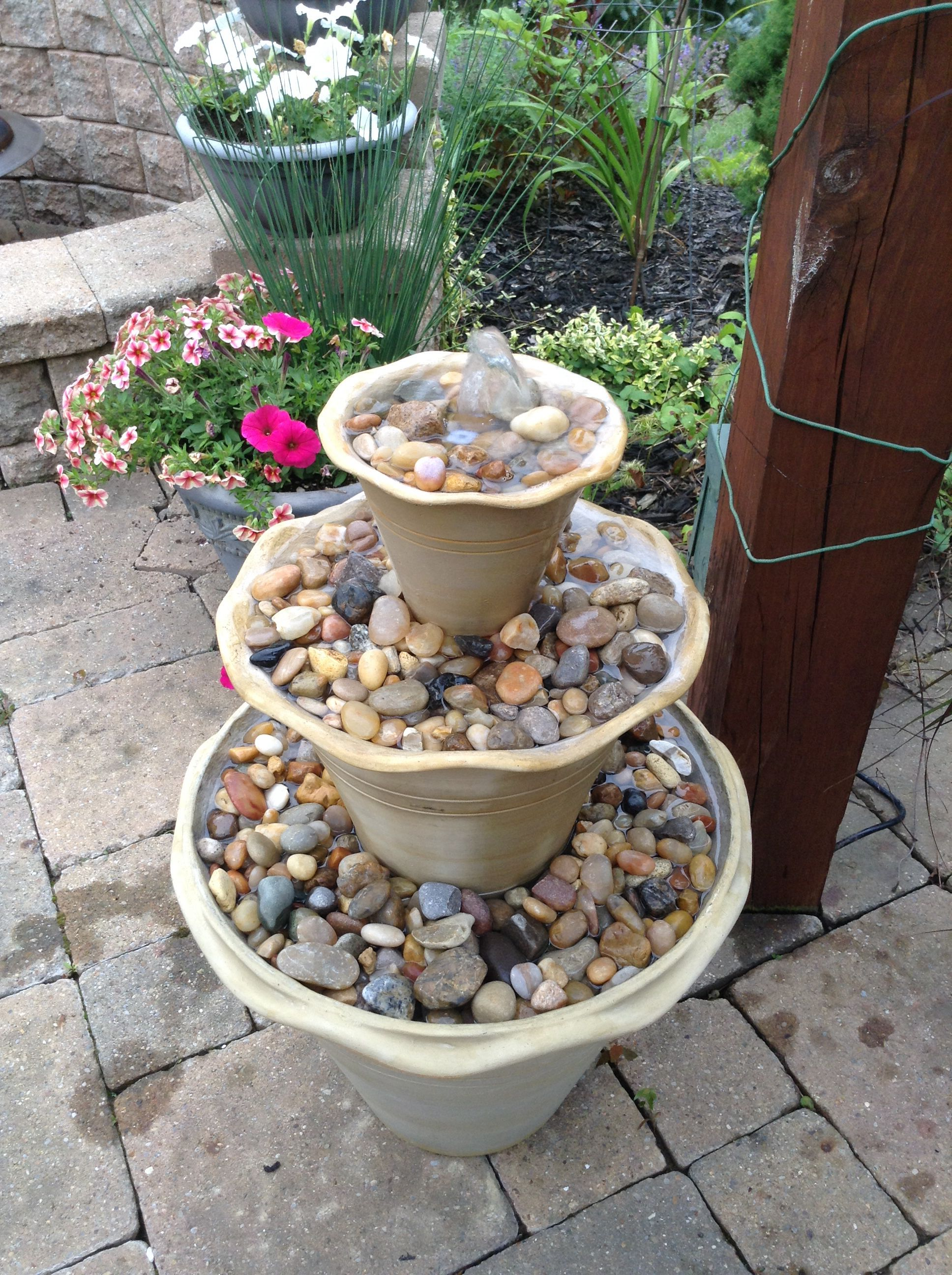 Easy and fun to make water fountain all you need is 1