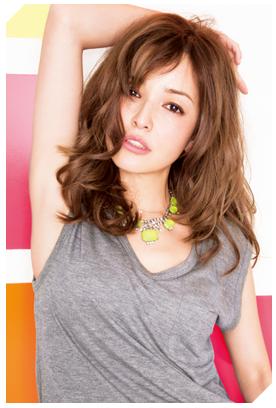 梨花さんの髪型がこれからの大人世代にうってつけ 40代 ヘアスタイル
