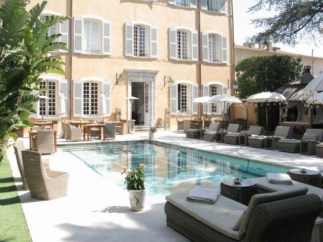 Location Maison Dans Le Var Avec Piscine La Piscine De La Location