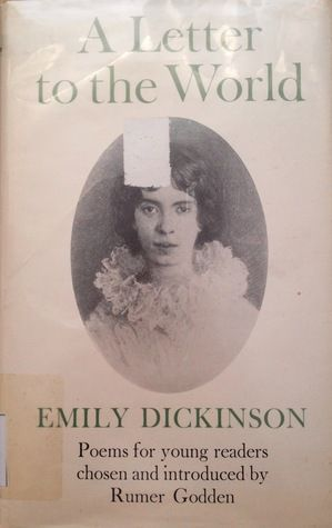 letter to the world emily dickinson