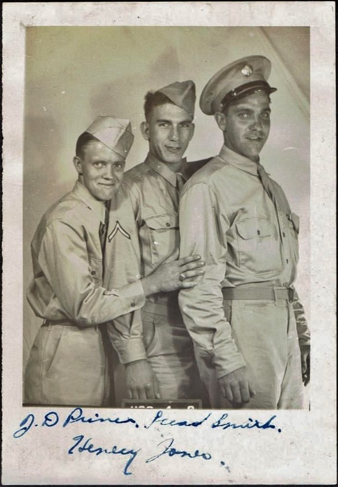 Soldiers-1940s