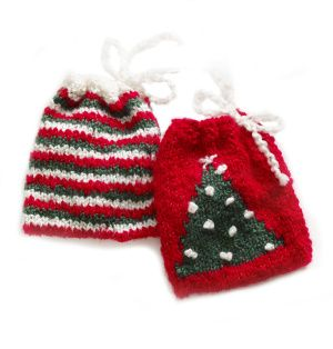 Small Knitted Gifts Knitting Gift Gift Knitting Patterns Crochet Christmas Gifts