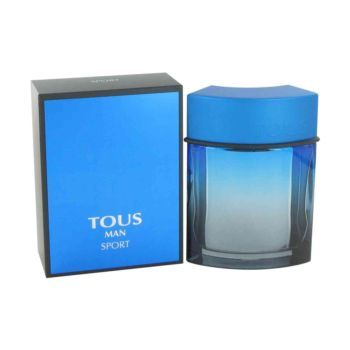 Tous Man Sport by Tous - Eau De Toilette Spray 3.4 oz  Price: $37.88 List Price: $70.00 Savings: 45.9%