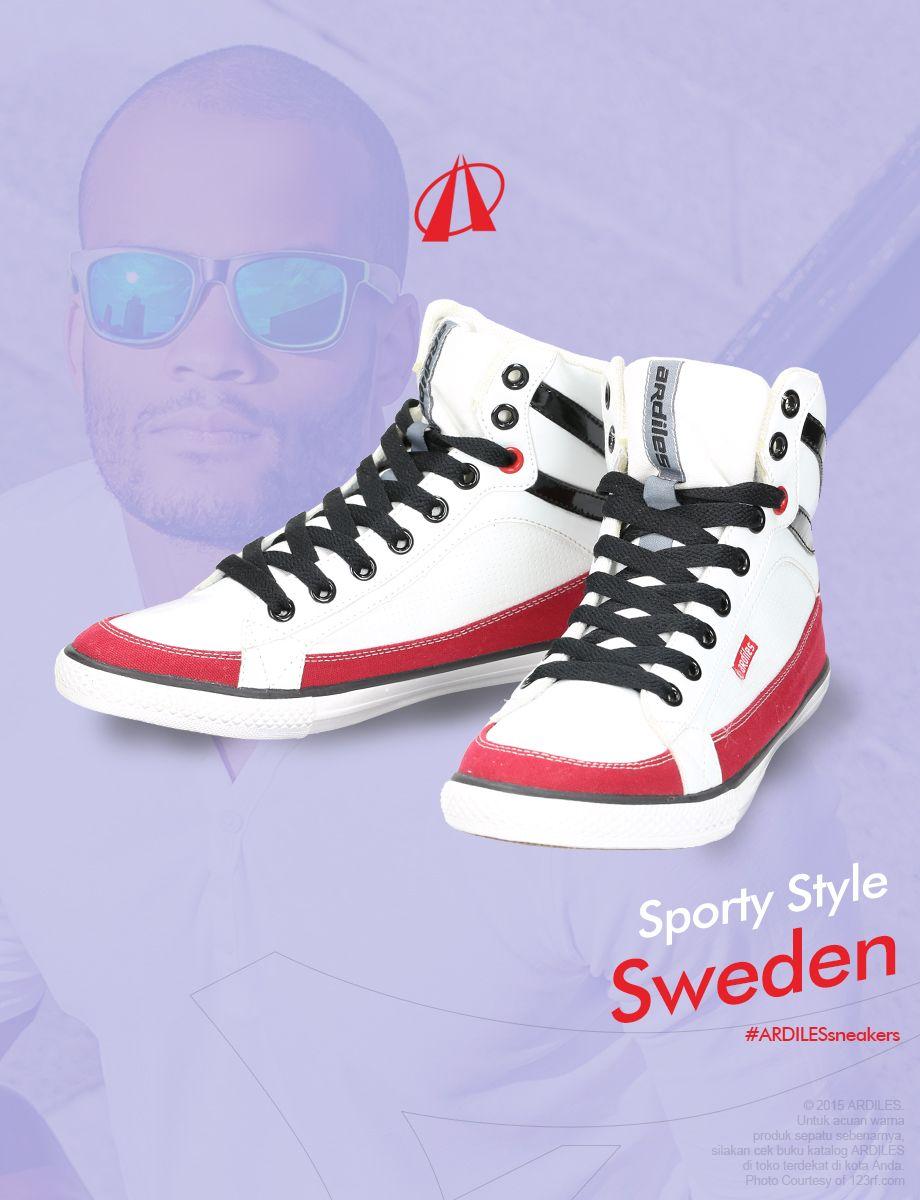 Ardiles Sneakers Lovers Gaya Fashion Pria Dengan Style Yang