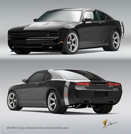 This Is What A Charger Should Look Like Kill The 4 Door