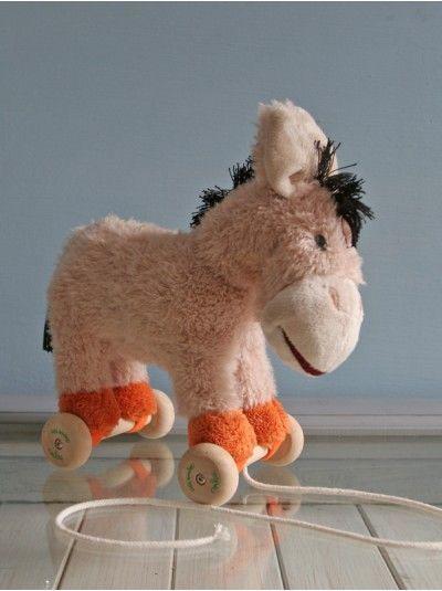Pull Along Donkey