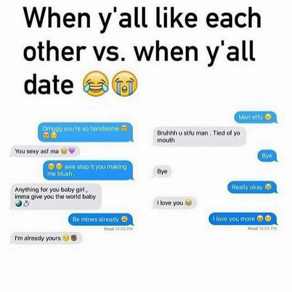Pin By Nikki Beasley On Relatable Relationship Quotes Cute Love Quotes Funny Texts