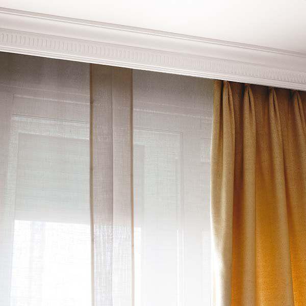 Pin de re carambolas en living pinterest estor - Ultima moda en cortinas ...