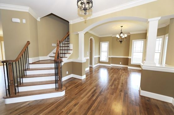 Two Tone Wall Color Ideas Google Search Home House Home Home