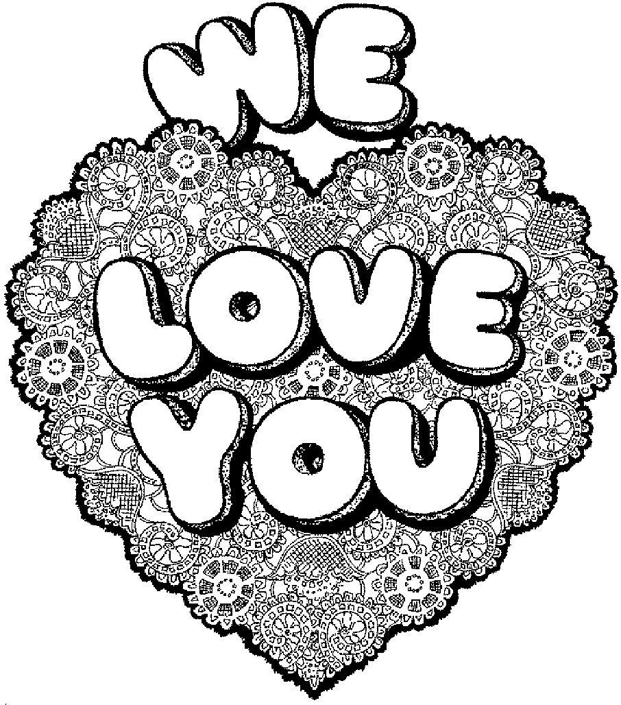 Animaux dessins coloriage coeur imprimer en mandala - Photo d animaux a imprimer gratuitement ...