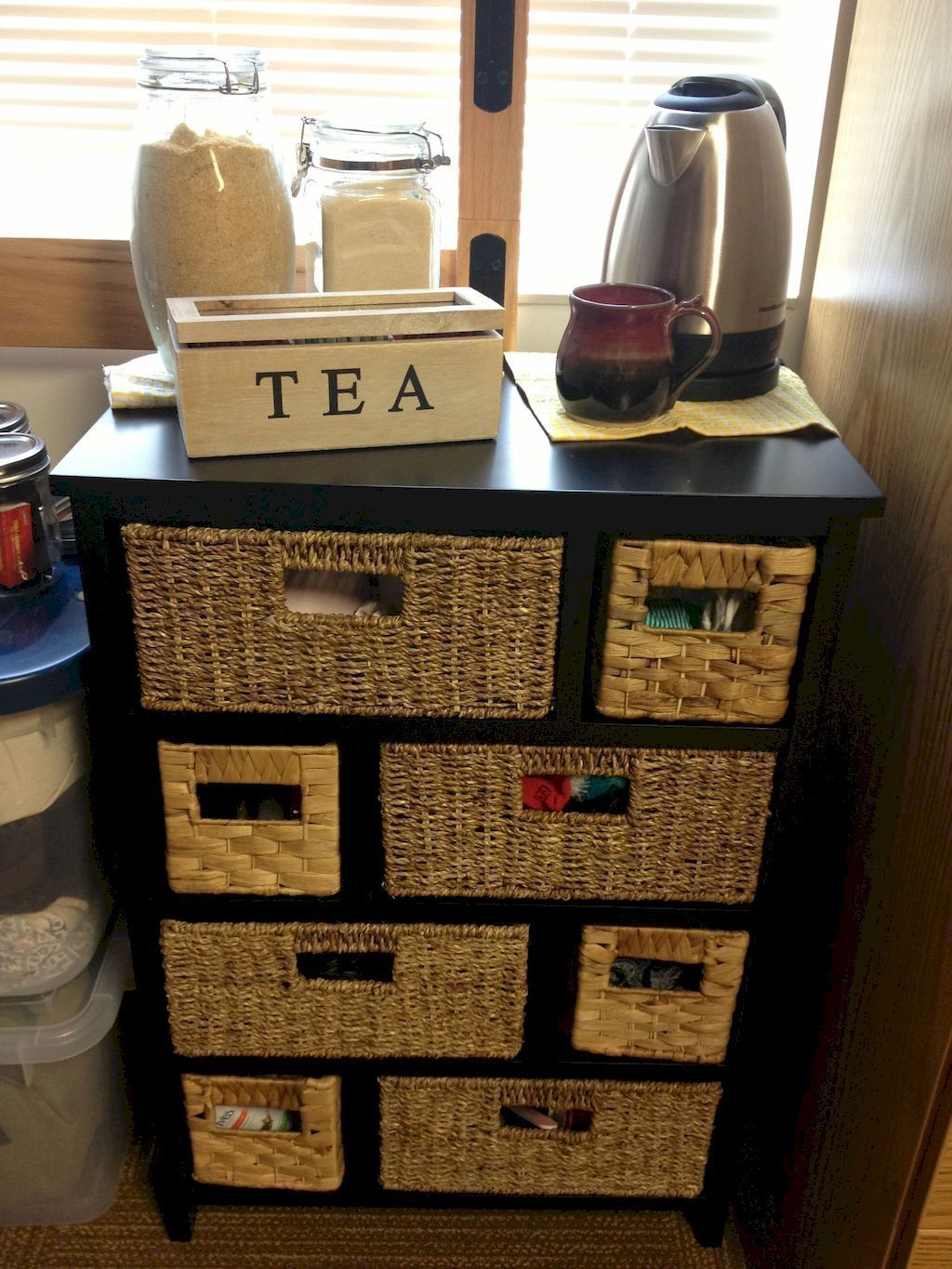 Creative Dorm Room Storage Organization Ideas DIY College Dorm Room on A Budget (15 #collegedormroomideas