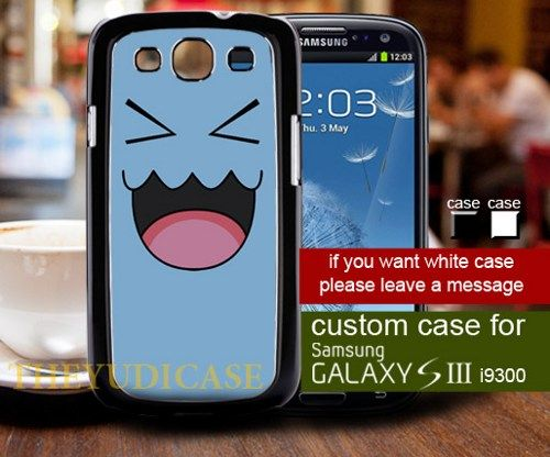 pikachu wobbuffet  Samsung Galaxy S3 case | TheYudiCase - Accessories on ArtFire