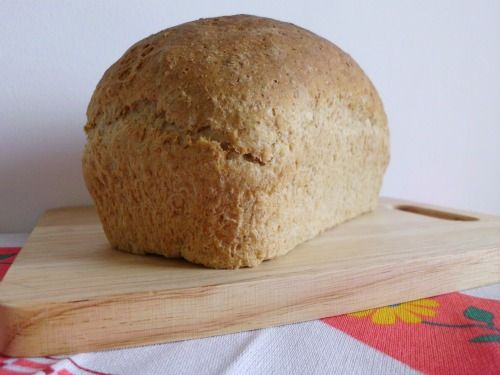 wholewheat oatmeal bread
