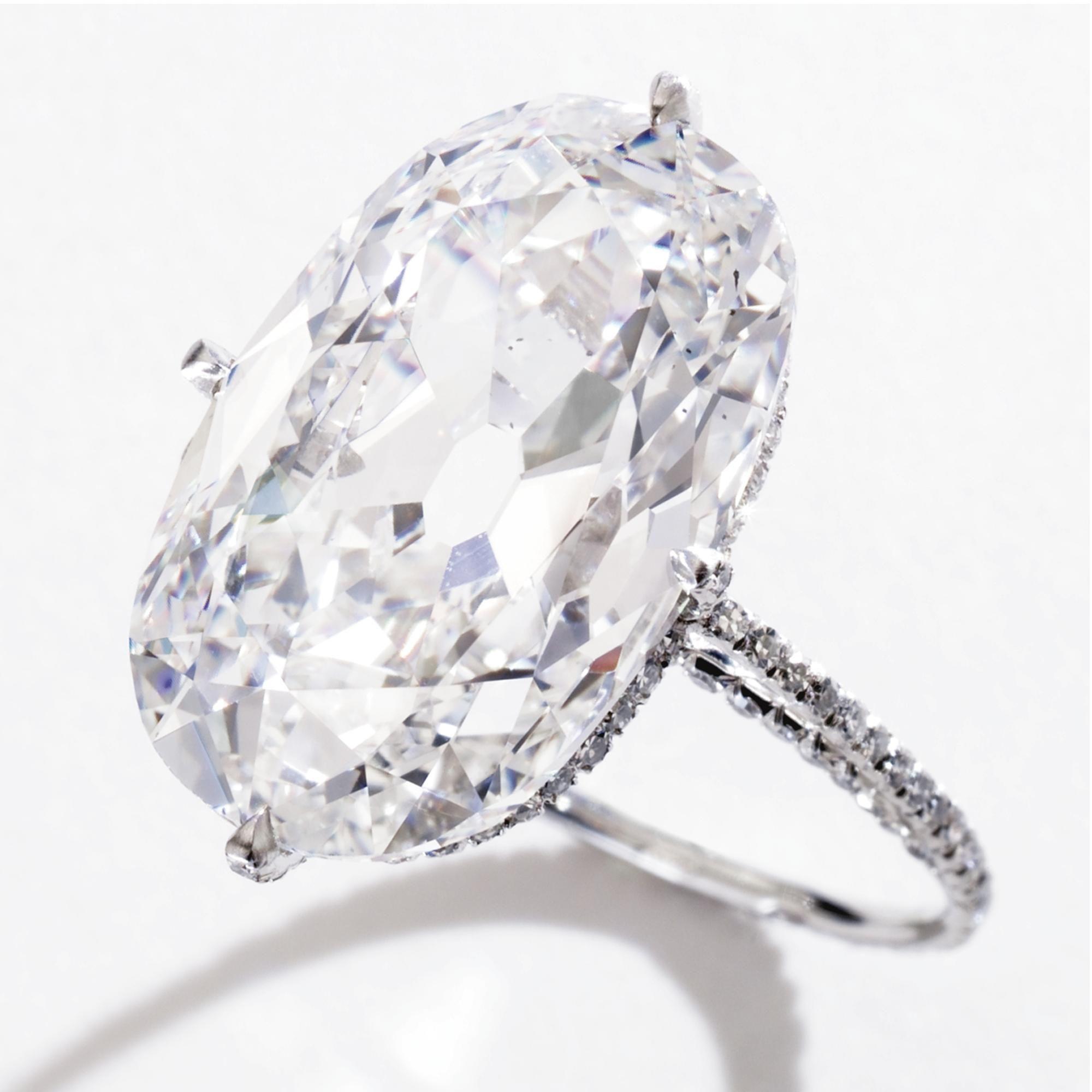 Diamond 'string' Ring, Jar, Paris  Sotheby's