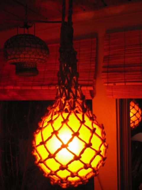 Tiki Lighting Throughout Tikiskip