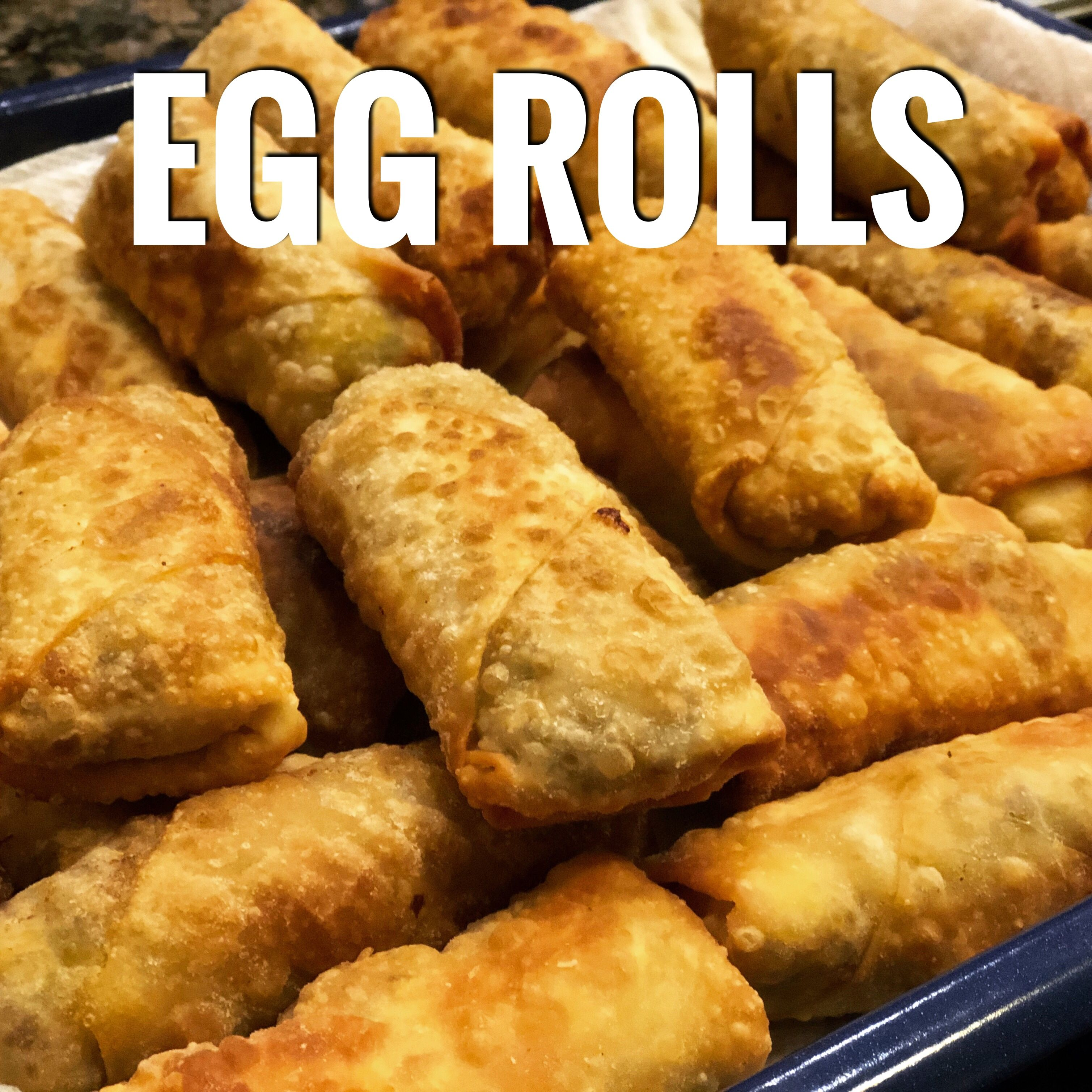 Egg Rolls Vegetable Oil 1 Onion 1 Bunch Green Onion 2 Sticks Of Celery 1 Head Of Cabbage 1 Lb Ground Beef 1 Homemade Egg Rolls Egg Roll Recipes Cajun Cooking