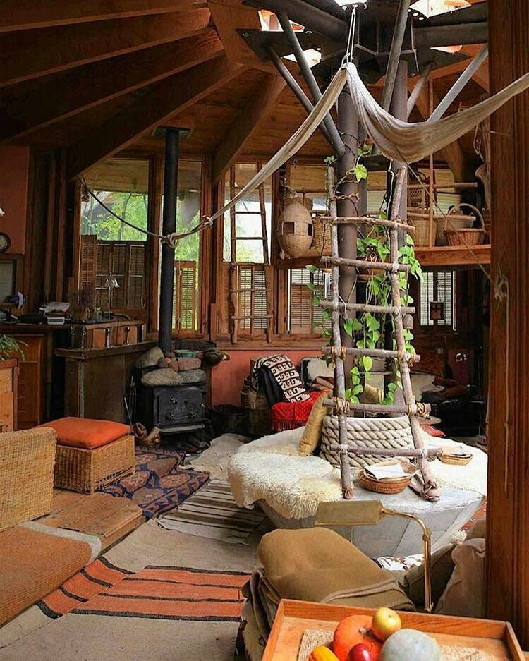 houseofvdm love Treehouse design architecture, Tree