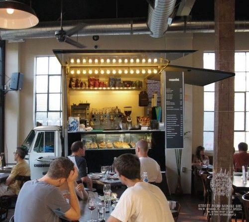 Coppolini - Garage - Booking - Standorte
