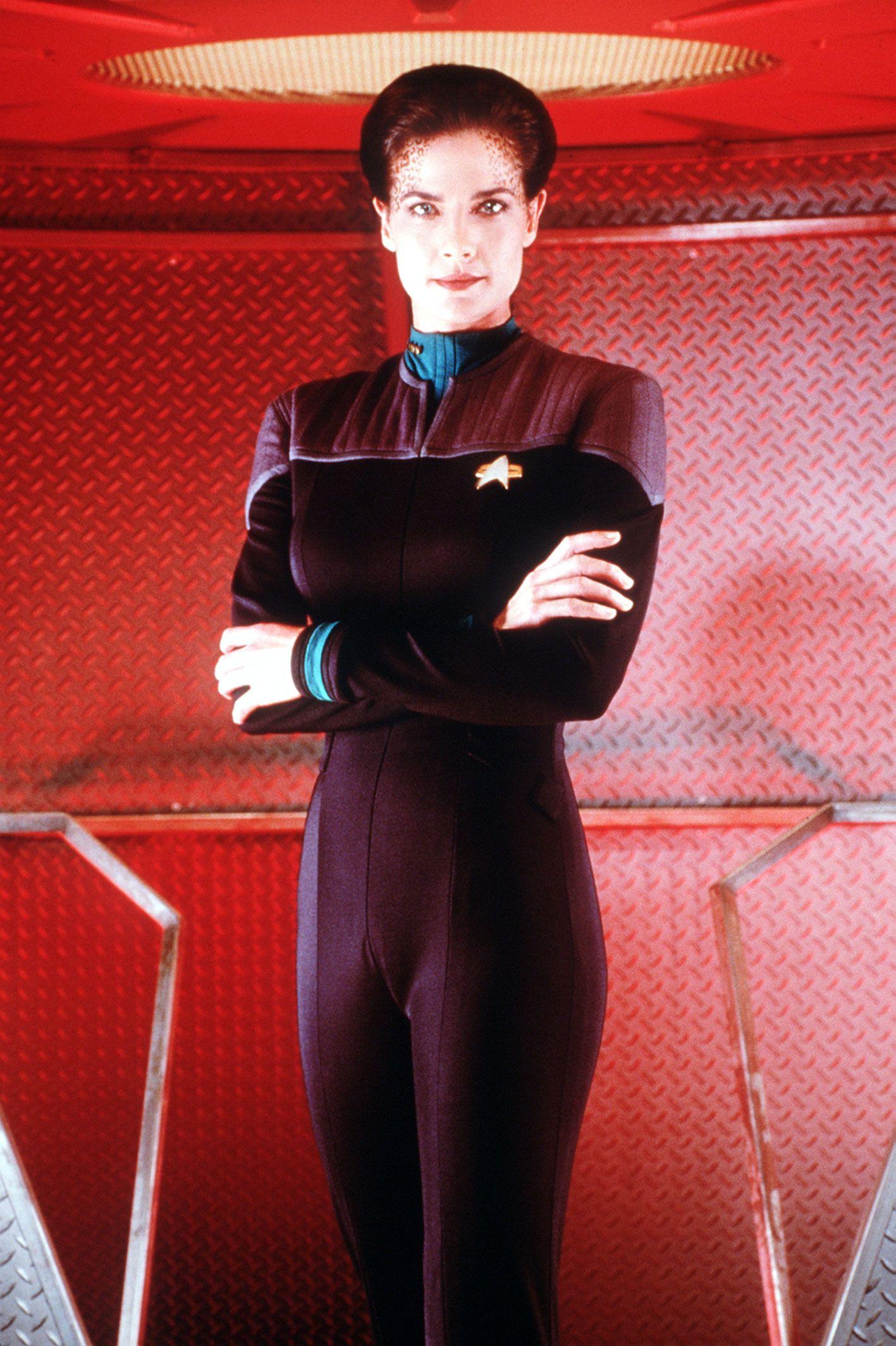 Jadzia Dax Star Trek Scotty Star Trek Star Trek Funny