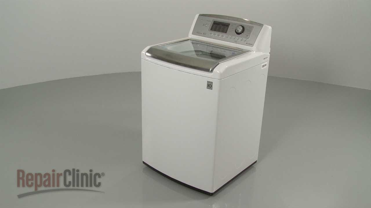 LG TopLoad Washer Disassembly u Washing Machine Repair Help