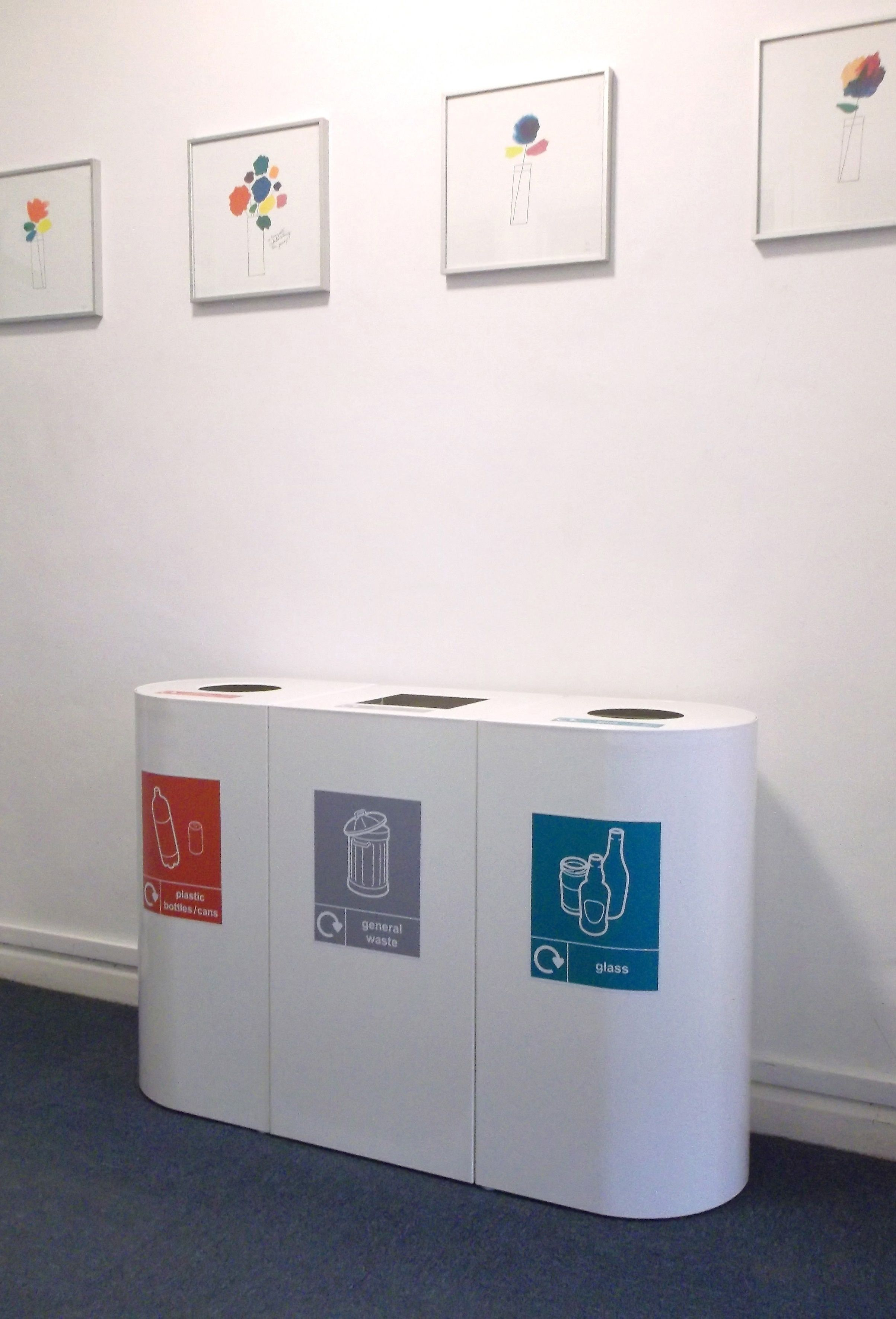 Charmant Popular Recycling Bins To Easily Organise Recycling