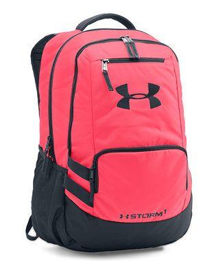 84c9ba67b3 Pink Chroma Storm Hustle II Backpack