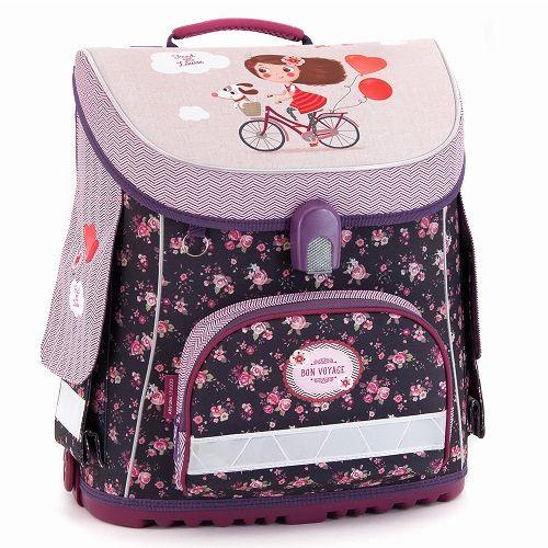 88acfbc7154d Kompaktná školská taška Bon Voyage | do školy | Bon voyage, Voyage a ...