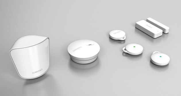 Belkin S Wemo Home Sensors Track Everything And The Kitchen Sink Home Automation Smart Home Kit Homes