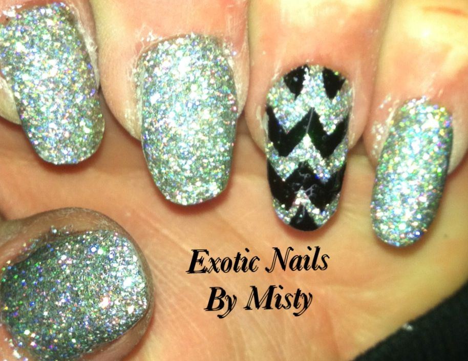 Pin on Exotic Nails Hand painted nail art