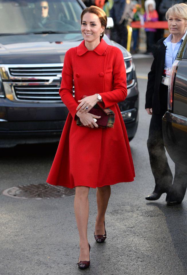 Roter mantel prinzessin charlotte