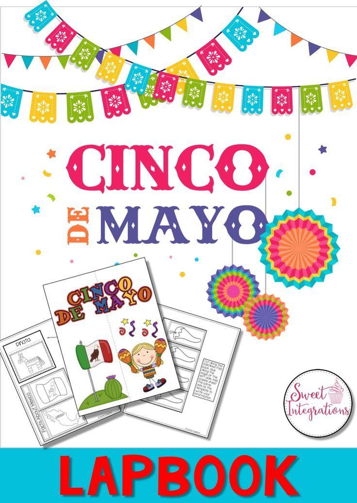 16++ Cinco de mayo flag coloring page information